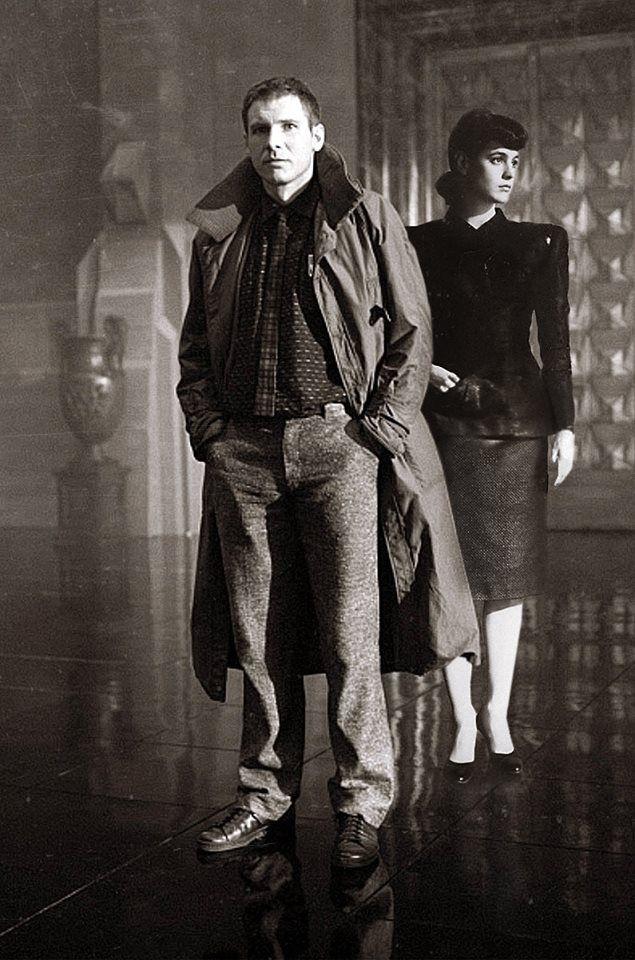 Deckard and Rachael