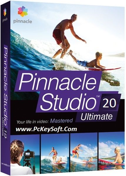 Pinnacle Studio Ultimate 20.0.1 (x86/x64) + Content Pack Full Version Also free download here. This software is very easy to use.