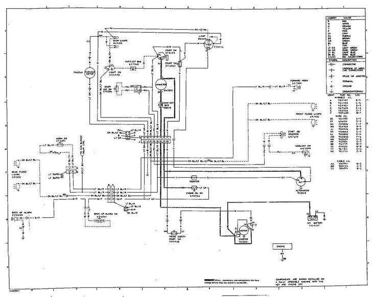 12  Caterpillar C7 Engine Wiring Diagram