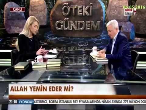 Kur'an'daki Sıra Dışı İfadeler - Prof Dr Mehmet OKUYAN – Öteki Gündem – Habertürk TV 06-05-2016 - YouTube