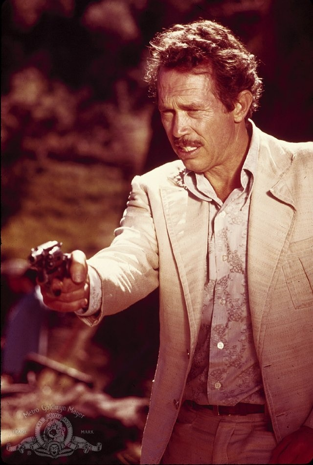 Oates in Bring me the head of Alfredo Garcia