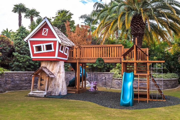 43 Beautiful Outdoor Play Kids Backyard Inspirations for Your Perfect House in Summer https://freshouz.com/43-beautiful-outdoor-play-kids/