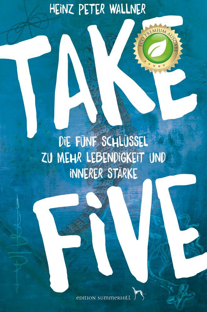 """Ein Mutmacherbuch, Ihre Potenziale zu entfalten und zur vollen Wirkung zu bringen. Sie sehnen sich nach mehr Freude und Lebendigkeit?  Aber Sie stecken im Arbeitsleben fest und haben einfach zu wenig Zeit für sich und für aufwendige Übungsprogramme? Wenn ja, dann ist dieses Buch genau für Sie geschrieben worden. Dr. Heinz Peter Wallner eröffnet Ihnen mit dem brandneuen """"Take-Five""""-Ansatz einen einfachen Weg ...   http://www.amazon.de/dp/3950408312/ref=rdr_ext_sb_ti_hist_3"""