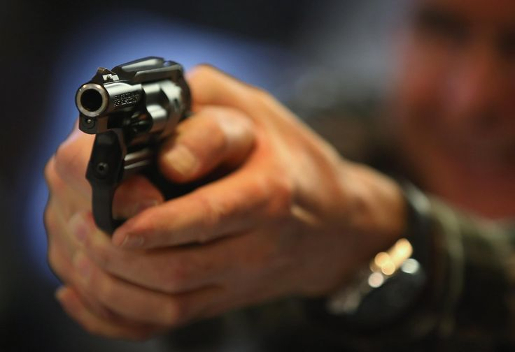 NRA employee accidentally shoots himself at pro-gun group's headquarters