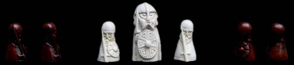 Hnefatafl - King's Table - The Viking Game