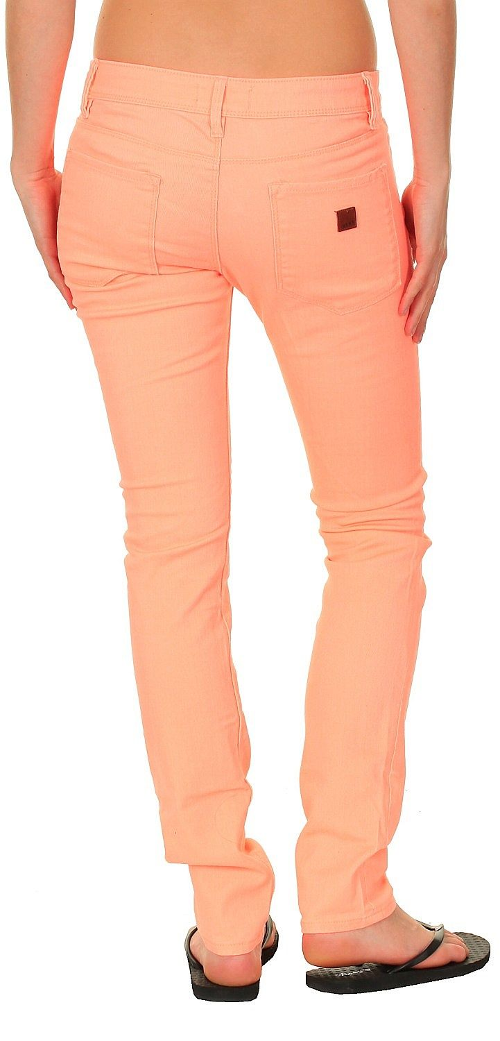 jeans Roxy Suntrippers Colors - MFQ0/SW Cantalope - Snowboard shop, skateshop - snowboard-online.sk
