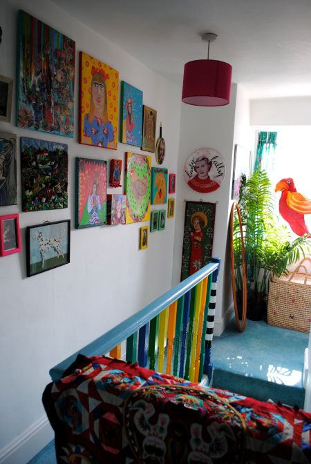 32 best artists homes the home of artist LALLY MACBETH images on