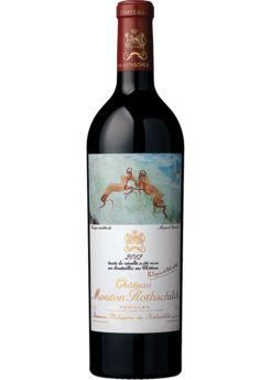 "Wine Spectator-1st Growth, Pauillac, Bordeaux, France-""This has a stunningly pure core of plum, black currant and black cherry fruit, with supple yet long structure that has melded wonderfully already. Anise, violet and cassis notes pour in on the finish. A huge but very stylish wine."""