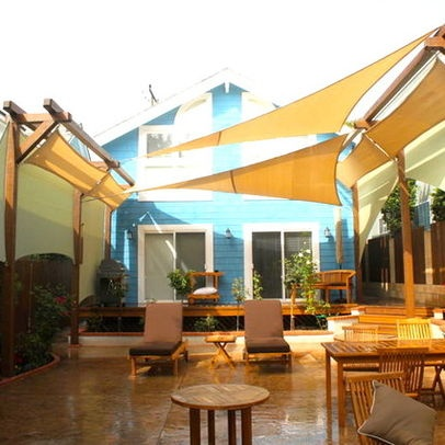 17 Best images about Shade sails on Pinterest | Custom ... on Shade Sail Backyard Ideas id=95631