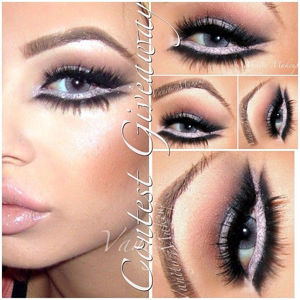 Holiday Makeup Tutorials: How to Create Stunning Looks Without Changing Your Makeup Routine - http://www.flickr.com/photos/25271418@N02/21882707850/