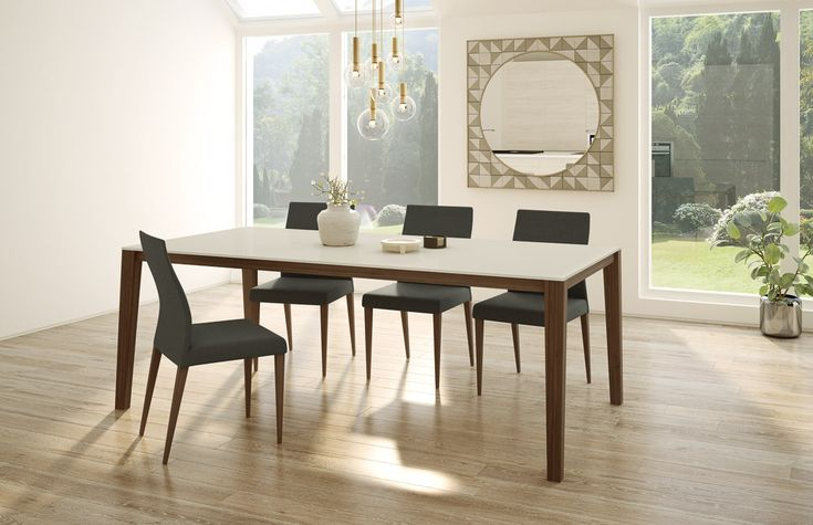 Mobican - Lexi table with Dali chairs