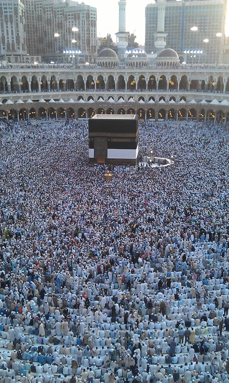 Masjid al-Haram, Makkah, Saudi Arabia