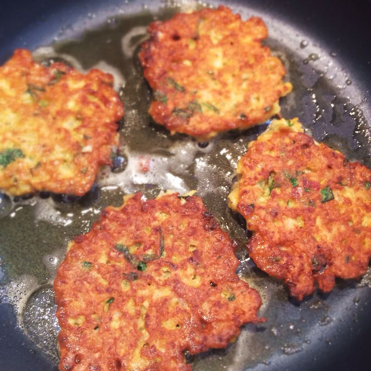 Ottolenghis cauliflower fritters