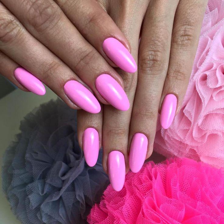 Miss America Gel Polish Collection Miami 2017 by Natalia Siwiec  by Indigo Educator Magdalena Żuk, Wrocław #nails #nail #pink #indigo #indigonails #pinknails #nailsart #miami #nataliasiwiec #hot