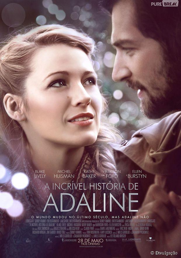 A incrível história de Adaline ♡