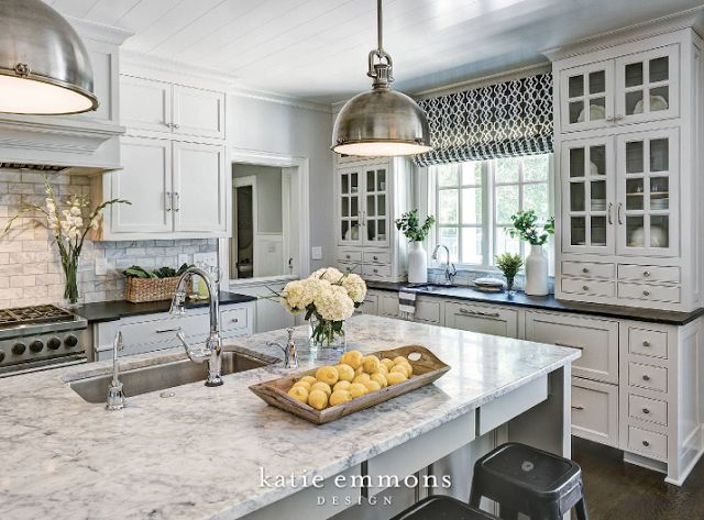 4450 Best Images About Kitchen Layout On Pinterest Transitional Kitchen White Kitchen Island