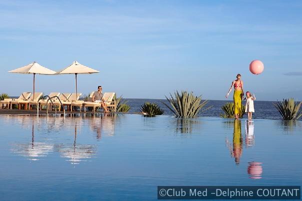 Resort la Plantation d'Albion Club Med verwelkomt kinderen van alle leeftijden.
