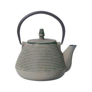 Tetera con infusor para té Sencha beige  Contenido: 1 L