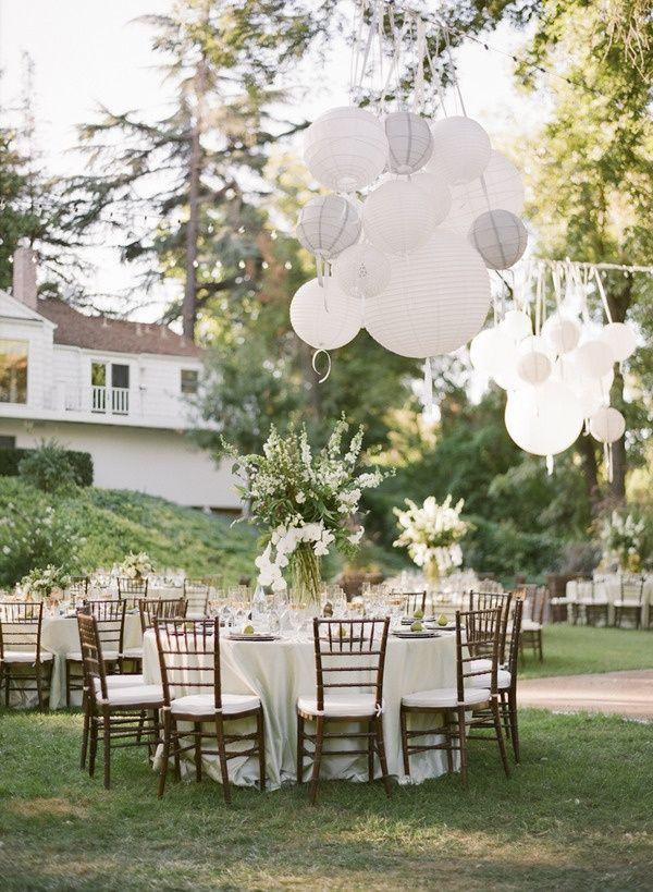 Best Backyard Wedding Receptions Ideas On Pinterest Outdoor - Backyard wedding reception ideas