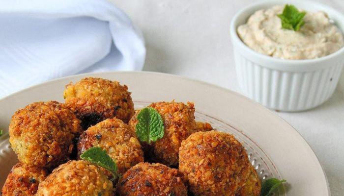 Falafel, ricetta vegetariana