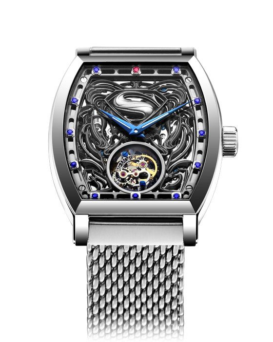 "Hong Kong Watch Manufacturer- Memorigin Releases ""Man of Steel"" Tourbillon Ltd Edt 130pcs"