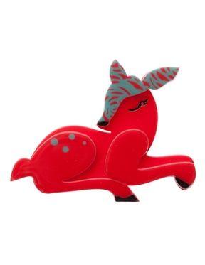 Erstwilder Dot the Dozing Deer