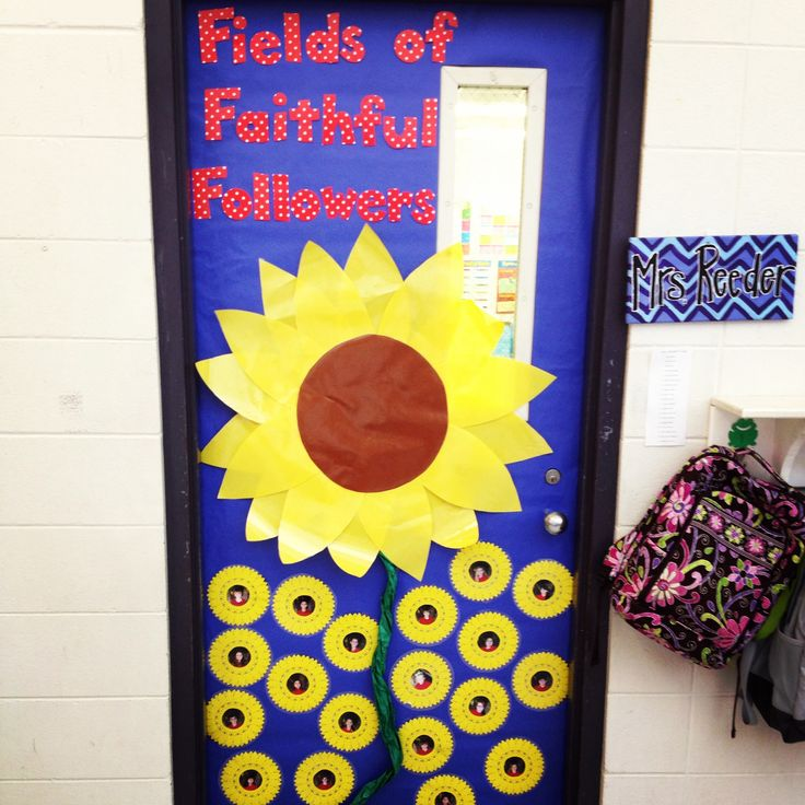 Catholic school fall door decoration ideas for teachers ... - photo#5