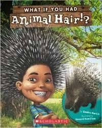 Mentor Text Monday: What if you Had Animal Hair? This text is a great book for teaching adaptations.