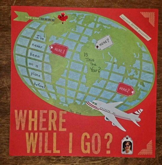 Where Will I Go?