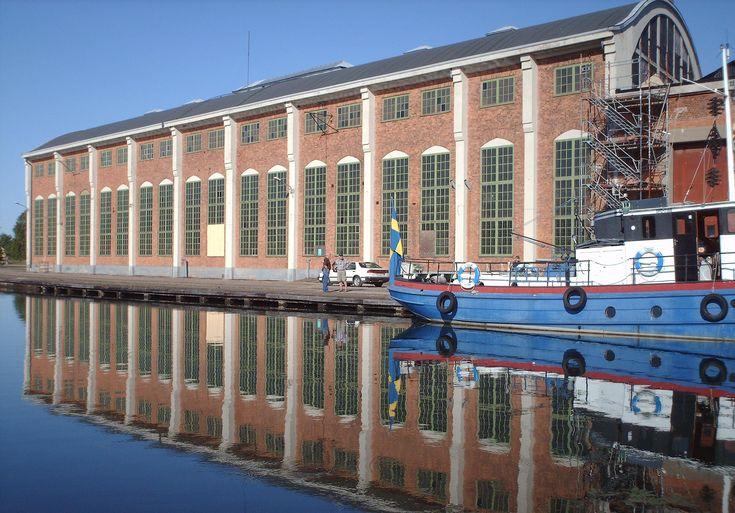 Motala verkstad, Sweden