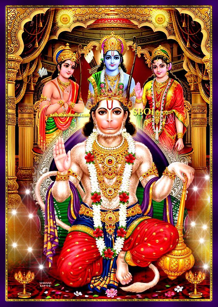 sita-ram-lakshman-devotee-bhaktha-hanuman-bajrangbali.jpg (970×1370)