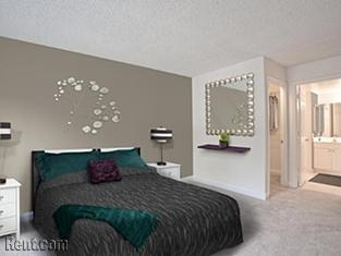 master bedroom layout and size