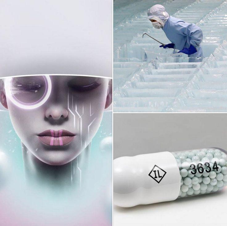 Visualist // Dana Dimitras img1: BlankHiss Chapter VII   Utopia // MoePike Soe img2: Buddhika Weerasinghe img3: Damien Hirst