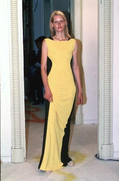 Fendi - Spring/Summer 1999   Kirsten Owen