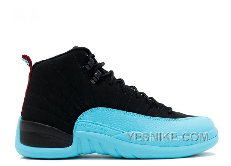 ebb3fa1a0355 Durable Nike Air Jordan 12 Retro Cheap sale Gamma Blue Black Gym ...
