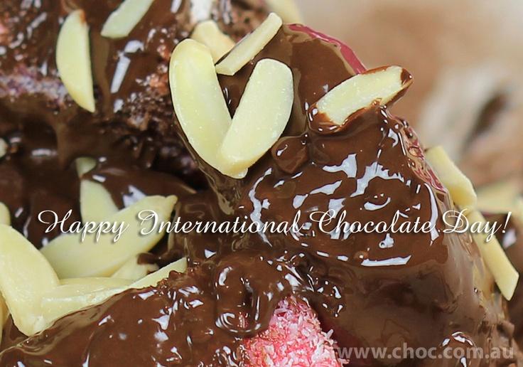 International Chocolate Day September 2012  Fardoulis Chocolates  www.choc.com.au