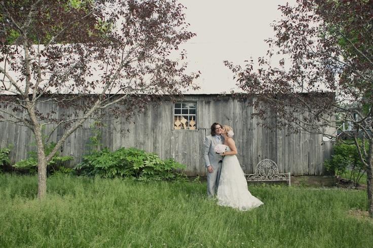Barn venues in Ontario - Herb Garden, Ottawa, Ontario
