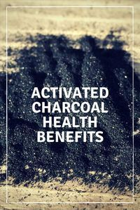 So many health benefits of activated charcoal. So important to a healthy gut. #guthealth #probiotics #prebiotics #microbiome #autoimmunedisease