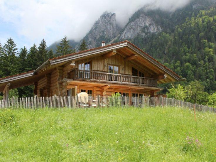 Gemütlichkeit und Luxus am Fuße eines Berges - Chalet für bis zu 7 Personen in Ruhpolding, Deutschland. Objekt-Nr. 48014