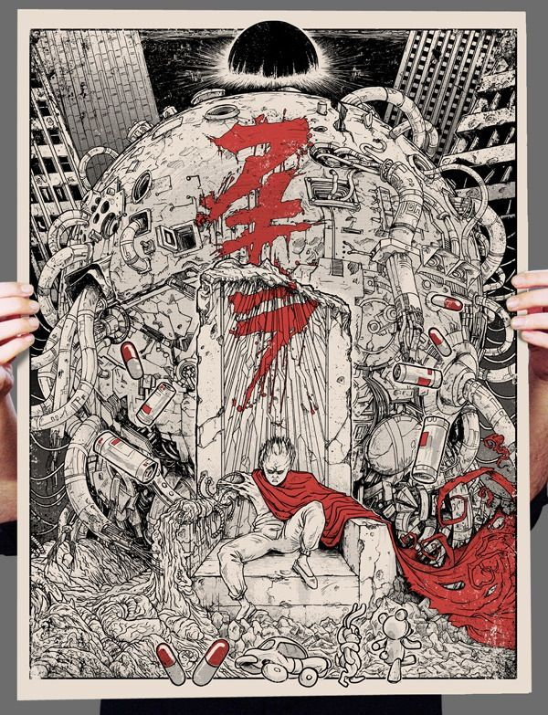 Godmachine — SOLD OUT- Tetsuo Wins APs
