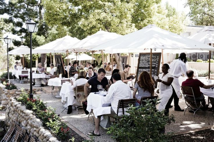 Perfect for a Summers day lunch or dinner. Come visit us at Terroir! http://kleinezalze.co.za/terroir.html