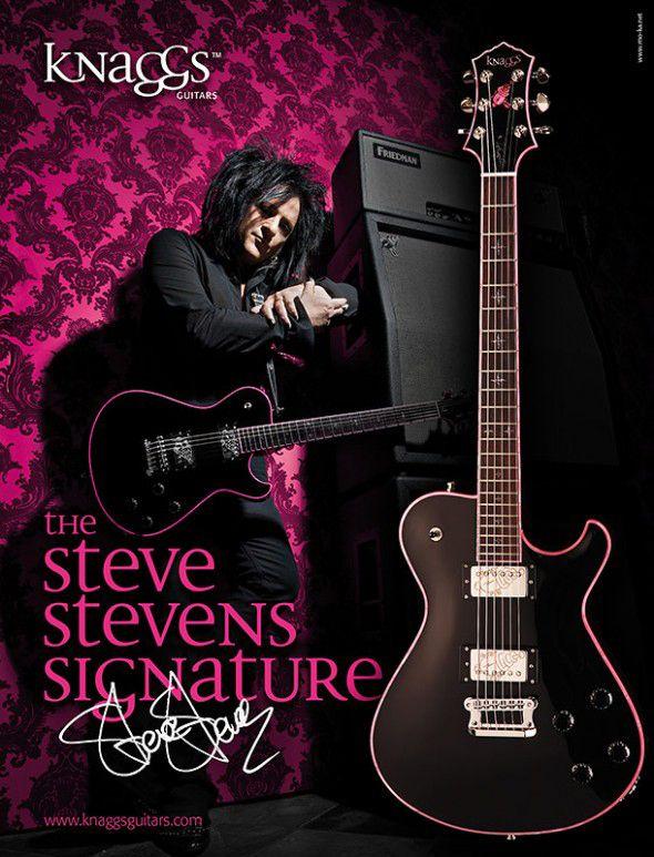 STEVE STEVENS | Billy Idol