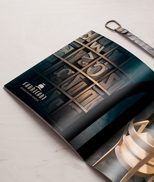 Fabricant product catalogue