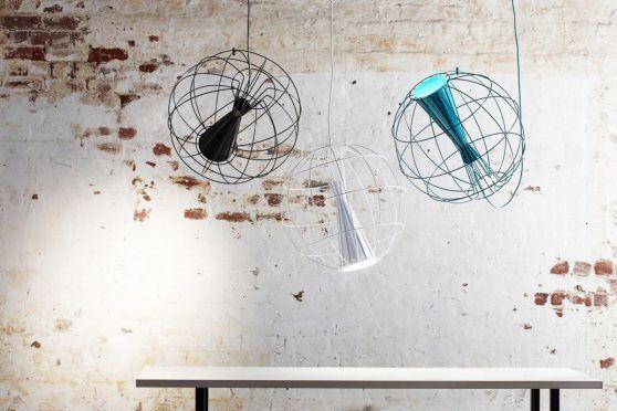 Latitude lamp by FlynnTalbot