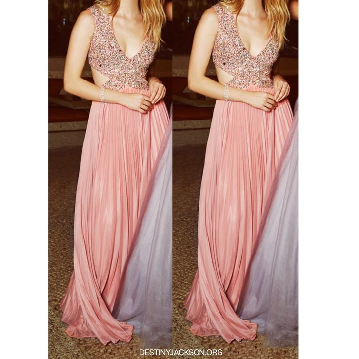 Strawberry Moon Gown - Proceeds Help our Kids with Parents In Prison!