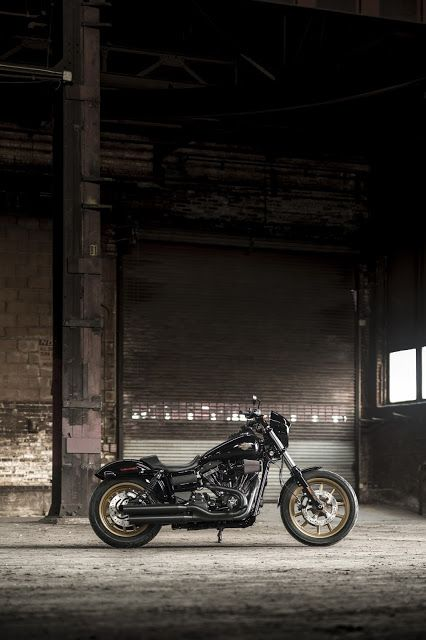 Racing Cafè: Harley-Davidson Dyna Low Rider S 2016