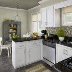 Elegant Design Ideas Kitchen Cabinet Hardware With Wallpapaer Interior