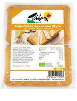 Taifun Tofu Fillets - Japanese style, Garlic - Tasty!