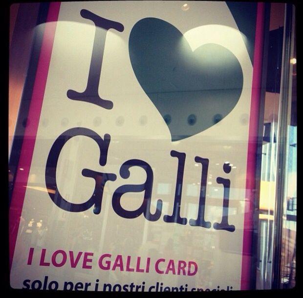 I ❤️ Galli