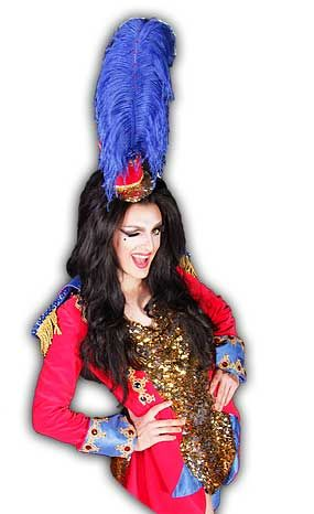 Interview with Eddie OK Adams. Drag Queen, Presenter, DJ, Showgirl, #3 in Rupaul's Drag Race UK 2015 and Dusty O's Tranny Academy2013.